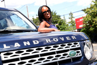 Land Rover Test Drive with Simply Rides