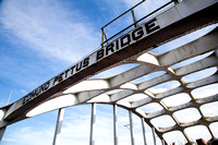 Sunday, 03/08/15 - 50th Anniversary Commemorative Bridge Crossing